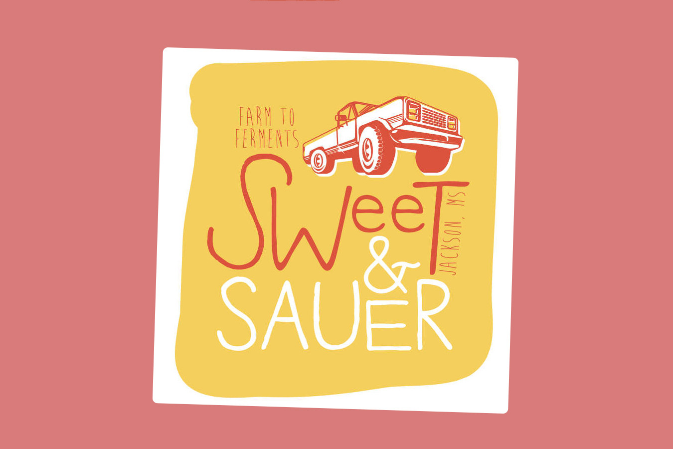 Sweet and Sauer Logo Design