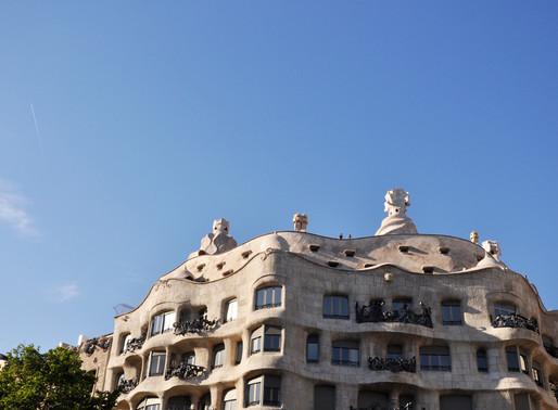 Barcelona - Park Guell, La Sagrada & Les Rambles