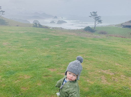 Portland Travels with a Toddler