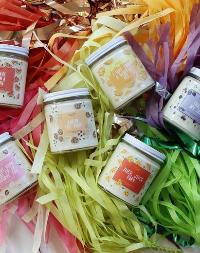 Candelles Punny Candle