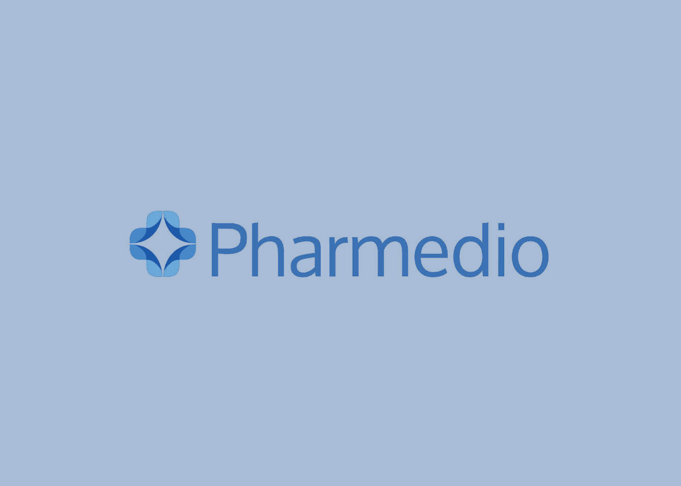 Pharmedio Logo Design