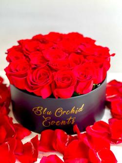 rose box large