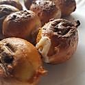 Cheese stuffed soft pretzel bites (Kent Only)