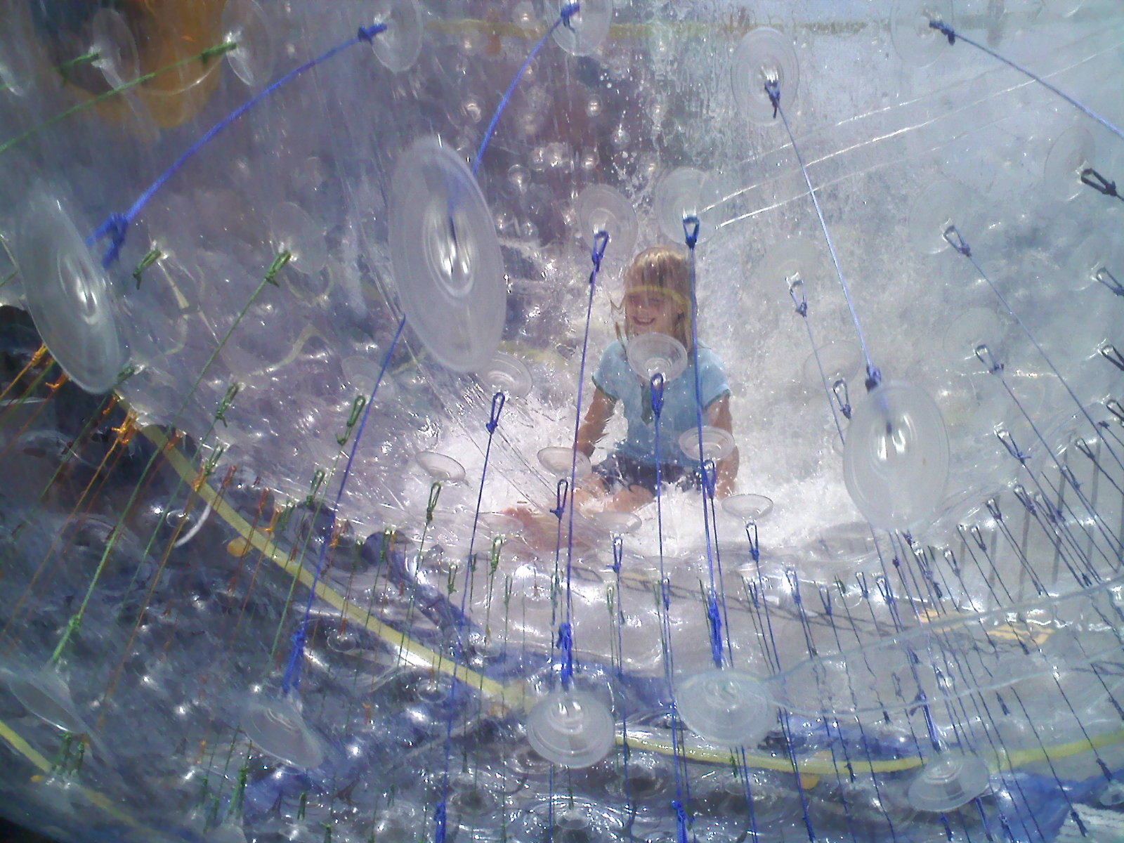 Little Kid on the Fishpipe