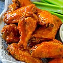 Jumbo Wings (C falls only)