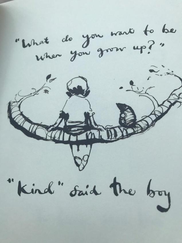 The Boy, The Mole, The Fox and The Horse by Charlie Mackesylie M