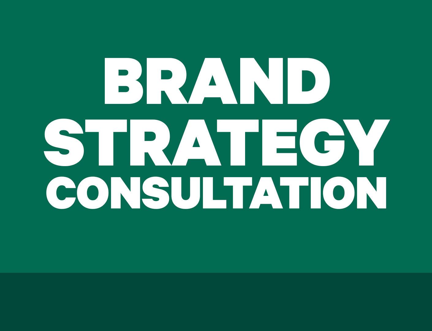 Branding Strategy Consultation