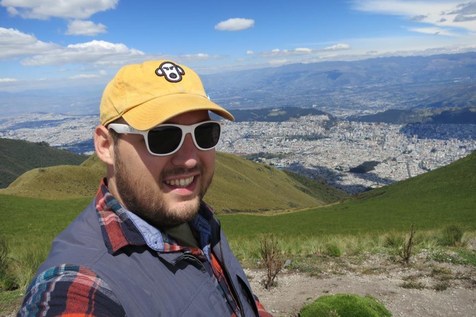 ALH Overlooking Quito
