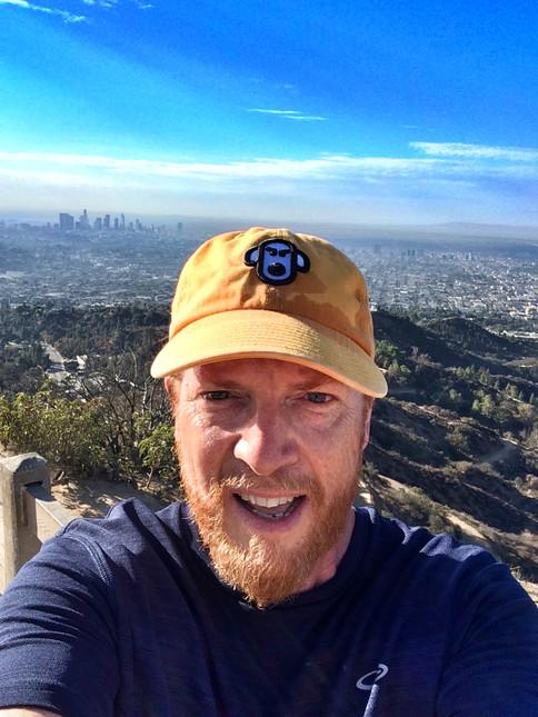 Blue Skies over LA