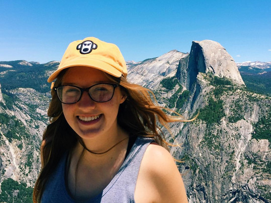 Keely & Half Dome