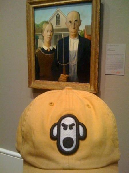 American Goth Hat