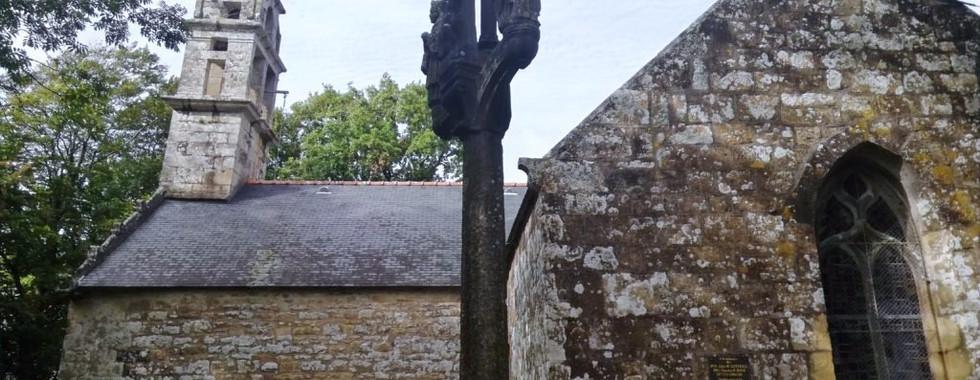 Visite de la chapelle Saint Claude