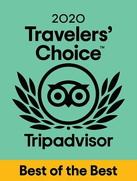 """Ресторан """"Щука"""" Travers' choice 2020"""