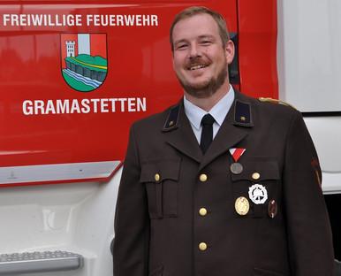 Schriftführer AW Martin Schmid