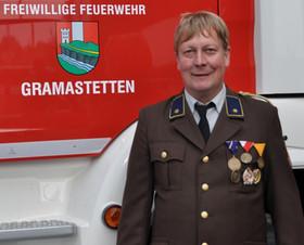 Gerätewart AW Konrad Oberhamberger