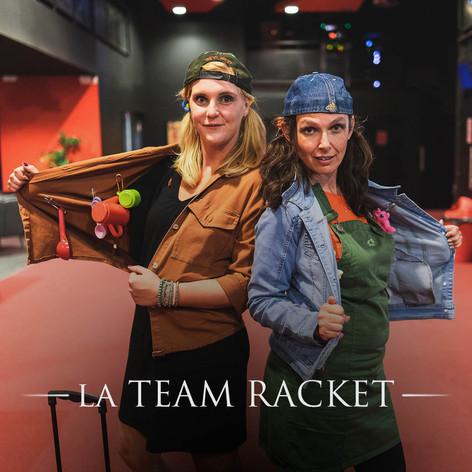 LA TEAM RACKET