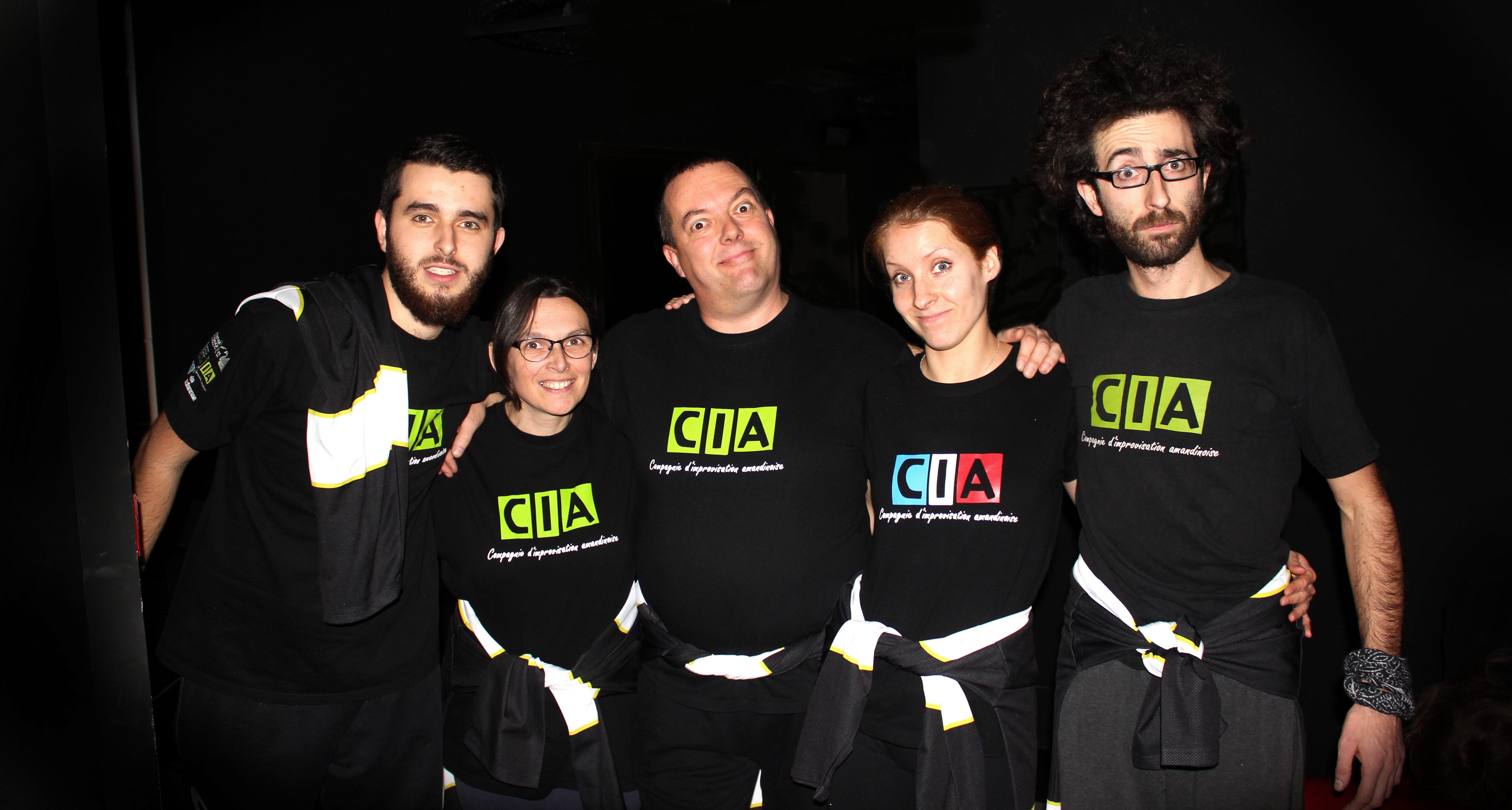 Team CIA