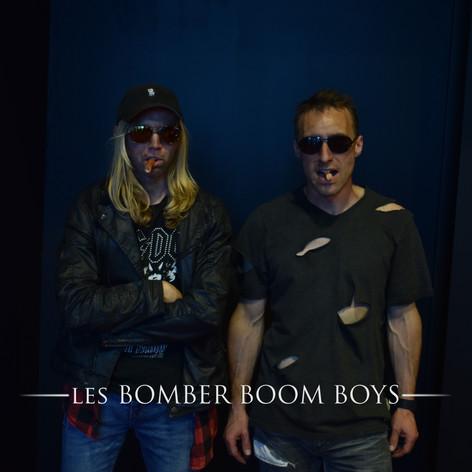 LES BOMBER BOOM BOYS