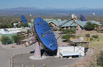 Breakthrough Listen launches new optical search with VERITAS Telescope Array