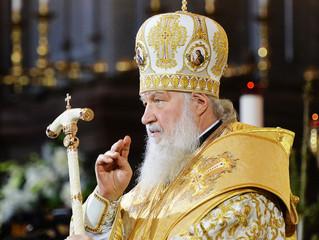 В праздник Рождества Христова Святейший Патриарх Кирилл совершил Божественную литургию в кафедрально