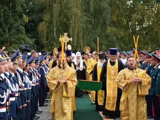 Перенесение мощей святителя Макария (Невского) — апостола Алтая