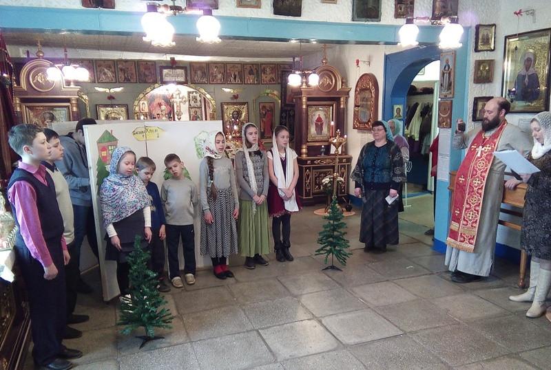 Пасхальный концерт в Покровском храме