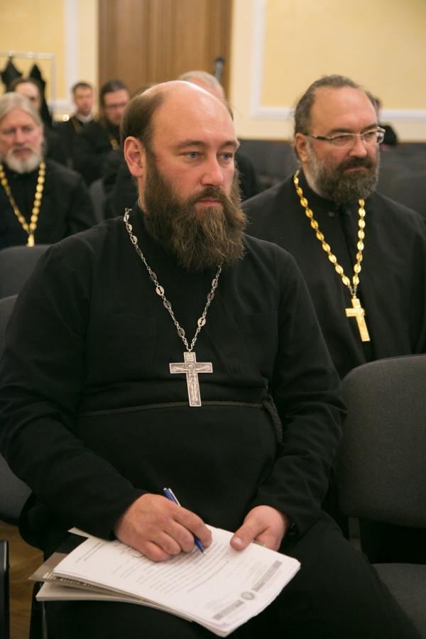Семинар руководителей Миссионерских отделов епархий СФО