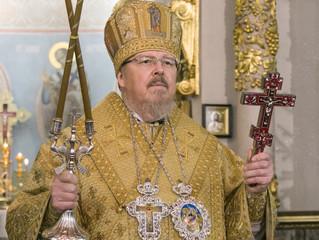 Рождественское послание митрополита Красноярского и Ачинского Пантелеимона
