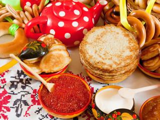 Рецепты традиционных русских блинов в дни сырной седмицы