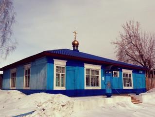 Свято-Покровский храм села Бархатово запустил тестовую версию приходского сайта