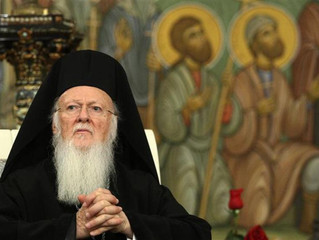 Патриарх Варфоломей направил соболезнование Патриарху Кириллу в связи с трагедией на Сямозере