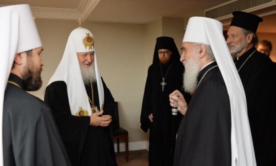Два Патриарха