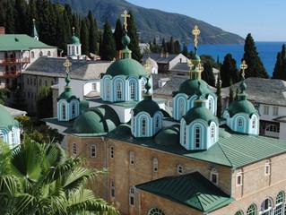 Святейший Патриарх Кирилл совершит паломничество на Святую Гору Афон