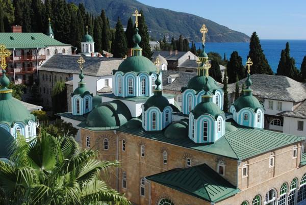 Пантелеимонов Афонский монастырь