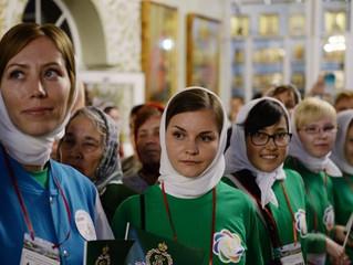Патриарх Кирилл призвал молодёжь в эпоху информации и технологий не терять живых человеческих отноше