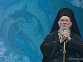 Послание Варфоломея, архиепископа Константинополя и Вселенского Патриарха, на Рождество Христово 201