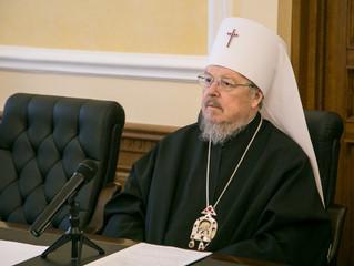Митрополит Пантелеимон: Пастырь должен быть везде, где живут люди