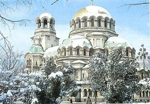 Патриарший Собор в Софии