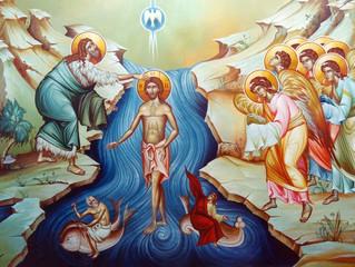 Святое Богоявление: череда праздничных богослужений в селе Бархатово