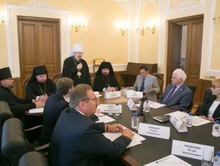 При Красноярской митрополии создан Общественный совет