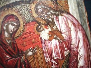 Сретение Господне: праздничные богослужения в селе Бархатово