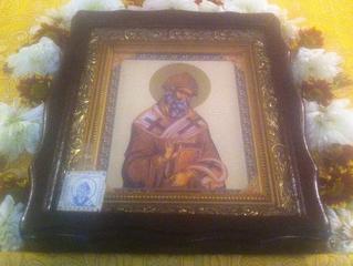 Память святителя Спиридона Тримифунтского почтили в селе Бархатово