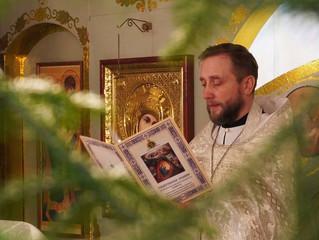 Рождество Христово: праздничные богослужения в Бархатово