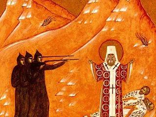В селе Бархатово почтили память новомучеников и исповедников российских