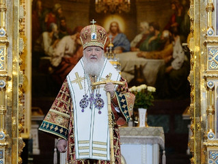 Сорокалетие архиерейской хиротонии Предстоятеля Русской Православной Церкви