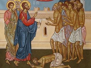 Богослужения третьей Недели Рождественского поста в селе Бархатово