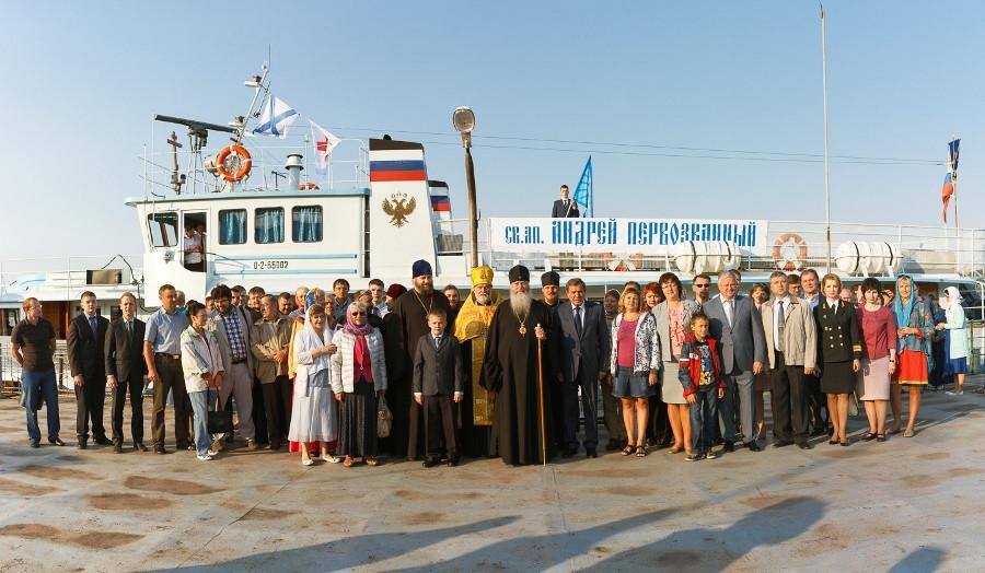 Фото на пристани
