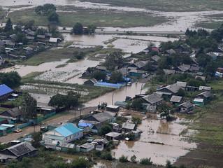 В Русской Церкви объявлен сбор средств на помощь пострадавшим от наводнения в Приморском крае