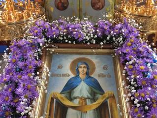 Под Покровом Богородицы: торжества престольного праздника в селе Бархатово