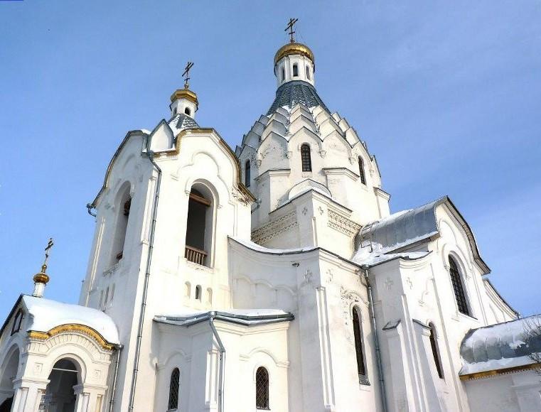 Храм Михаила Архангела в Красноярске
